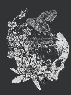 luxy rose - love elegant skulls