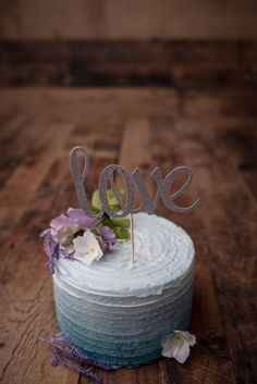 """Love Cake Topper {COLOURS CUSTOMIZABLE} """" - Photo Prop, Anniversary, Birthday, Wedding, Retirement Party by CutPartySupplies on Etsy Love Cake Topper, Cake Toppers, Retirement Parties, Photo Props, Anniversary, Colours, Birthday, Handmade Gifts, Party"""