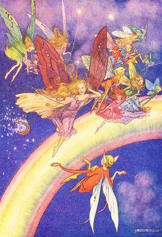 Pretty Art, Cute Art, Illustration Manga, Vintage Fairies, Fairytale Art, Alphonse Mucha, Hippie Art, Wow Art, Fairy Art