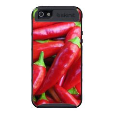 Hot Chili Peppers Case For iPhone 5