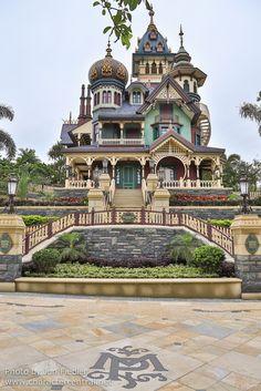 Hong Kong Disneyland Resort, Lantau Island, Hong Kong, China