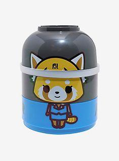 Aggretsuko Bento Box,