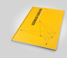 Kids Under Cover Annual Report by Franz De Los Reyes, via Behance