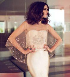 Blog OMG I'm Engaged - Vestido de Noiva Zahavit Tshuba. Wedding dress.