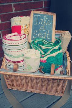 Southern Picnic Party {40th Birthday} via TipJunkie.com