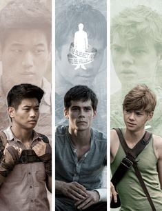 Title: The Maze Runner Book Blurb: If you ain't scared, you ain't human. When Thomas wakes up in the lift, the only thing he can remember is his name. He's surrounded by strangers—boys whose memories are also gone. Nice to meet ya, shank. Welcome to the Glade. [Read more...] Book Genre: Young Adult, Science Fiction Lusters: N/A {I watched the…