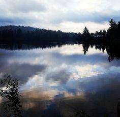 Beautiful Lake Manitou
