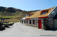 The Sining Pub on the Atlantic Drive, just north of Downings in Co. Donegal