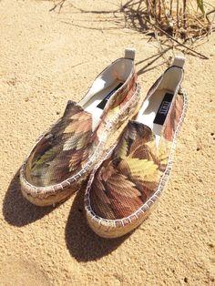Alpergatas summer www.mariamangerica.com