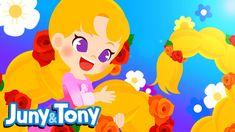 Rapunzel Song | Lalila Rapunzel | Princess Songs for Kids | Preschool So... Preschool Songs, Kids Songs, Short Flim, Princess Songs, Fairy Tales For Kids, Rapunzel, The Little Mermaid, Princess Peach, Pikachu