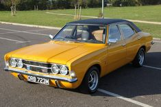 1973 Ford Cortina 2000 GXL - My list of the best classic cars Classic Cars British, Ford Classic Cars, Best Classic Cars, Retro Cars, Vintage Cars, Ford Cortina, Aussie Muscle Cars, Cars Uk, Old Fords