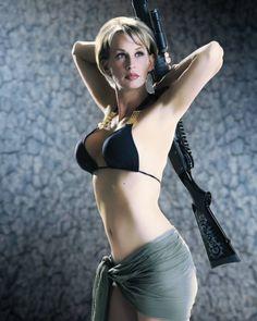 "Renee Wyatt Gunsmoke Bikini | How about Paige Wyatt from ""American Guns"" on Discovery Channel - Page ..."
