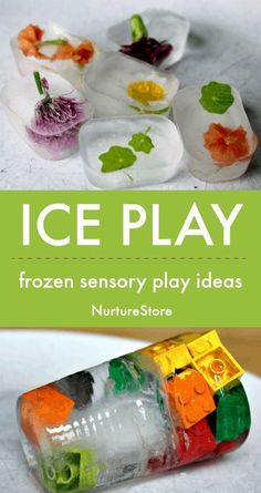 frozen ice sensory play ideas, things to freeze for sensory playYou can find Play ideas and more on our website.frozen ice sensory play ideas, things to freeze for sensory play Toddler Learning Activities, Infant Activities, Family Activities, Outdoor Activities For Preschoolers, Outdoor Toddler Activities, Baby Activites, Playgroup Activities, Nursery Activities, Nature Activities