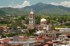Tamazula, Mexico. Where my mom's side is from. Want to go very badly.