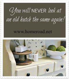 A 1970's hutch no more!   www.homeroad.net