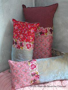 Cushions from Boutique en Bohème