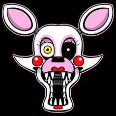====== Shirt for Sale ====== Mangle Head Five Nights at Freddy's tshirt by Kaiserin. =========================   #FNAF