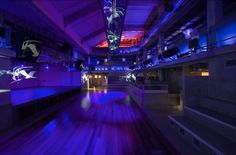 Inside club 'Matter' O2 London...