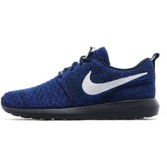 Nike Roshe Flyknit ($135) ❤ liked on Polyvore featuring men's fashion, men's shoes, men's sneakers, mens sneakers, nike mens shoes, mens lightweight running shoes, mens shoes and mens breathable shoes