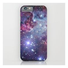 Nebula Galaxy iPhone 6s Case ($35) ❤ liked on Polyvore featuring accessories, tech accessories and iphone & ipod cases