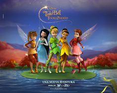 tinkerbell | Tinker Bell (Campanilla), de la sorpresa a la admiración. |