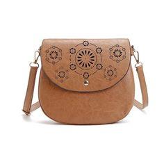 0689970b3d Hot Sale Fashion Women Messenger Bags 2019 new Vintage Women Bag fashion  women Shoulder Bags Hollow
