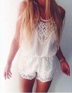 #street #style summer crochet