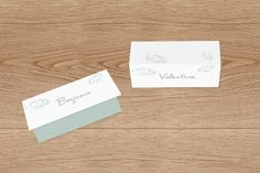 marque place mariage Envolée by Mr & Mrs Clynk pour www.rosemood.fr #wedding #weddingtable #placecard
