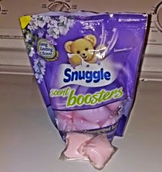 It's This or Murder...: Snuggle Scent Boosters. #FreeSample #TeamSnuggle