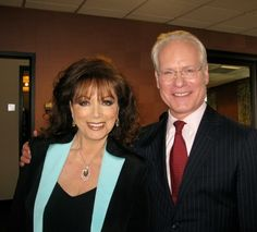 With Tim Gunn on The View