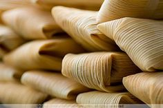 Preparing tamales..recipe! Sounds good and has step by step instructions! I have made these for years, this is a Christmas Tradition in the South and Mexico