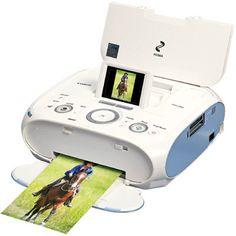 Canon Pixma Mini 260 : Test complet
