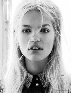 daphne groeneveld 2016 instagram pics | Daphne Groeneveld for Vogue Netherlands January/February 14/15
