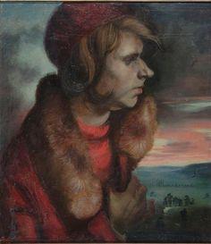 Rudolf Bergander, Mädchenbildnis (1932, Galerie Neue Meister, Dresden)