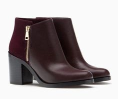 Women ankle boots 2017 – Just Trendy Girls