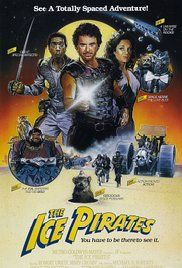 Get This Special Offer Ice Pirates 1984 Authentic x Original Movie Poster Rolled Very Fine Fine Anjelica Huston Sci-Fi U. One Sheet 80s Movies, Movies To Watch, Movie List, I Movie, Mary Crosby, Awful Puns, Pirate Movies, John Carradine, Anjelica Huston