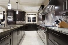 Acadia Road Residence - contemporary - kitchen - vancouver - Peter Rose Architecture and Interiors