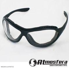 óculos de segurança esportivo cayman f - incolor espelhado  32aa2a1e5880e