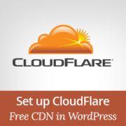 How to Setup CloudFlare Free CDN in WordPress