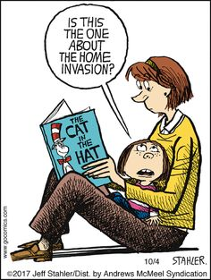 Is this the one about the home invasion?