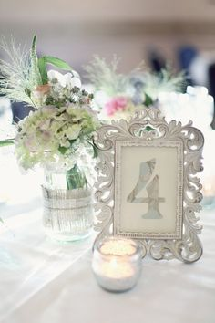elegant way to display table numbers