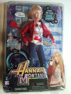 "Hannah Montana ""In Concert Collection"" Deluxe Singing Song: ""True Friend"" Doll #DollswithClothingAccessories"