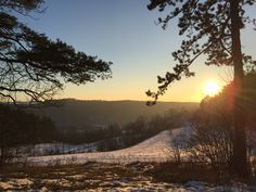 Jena, Januar 2017 Jena, Celestial, Sunset, Outdoor, Weimar, Erfurt, Landscapes, City, Outdoors