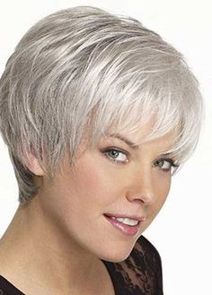 Dressing yourself with our designer short wigs and make you look like stylish and fashion. Short wigs online shopping is your best choice. These short wigs are ideal for looking chic and feeling cool. Haircuts For Fine Hair, Short Hairstyles For Women, Straight Hairstyles, Cool Hairstyles, Pixie Haircuts, Pixie Hairstyles, Hairstyles 2016, Blonde Hairstyles, Layered Hairstyles