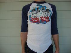 Vintage Cheap Trick Concert T-shirt 1980 Dream Police Tour Shirt Rock ...