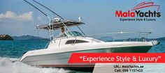 Presently, hiring yacht for and for social events, gatherings, meetings, celebrations turns into a trend among individuals and regarding yacht voyaging, then Dubai is the ideal spot for it.
