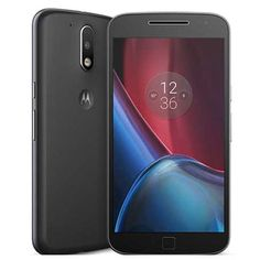 Motorola Moto G4 Plus 16GB Black @ 37 % Off With FREE ACCESSORY. Order Now!!!