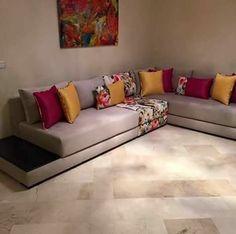 Room Design Bedroom, Living Room Sofa Design, Bedroom Colors, Living Room Decor, Toilet Room Decor, Sofa Set Designs, Floor Seating, Contemporary Sofa, Home Decor Furniture