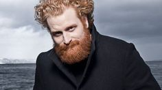 Only Game of Thrones would write a role just for this fabulous ginger beard, Kristofer Hivju