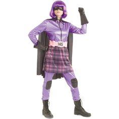 Kick-Ass Movie - Hit-Girl Adult Costume